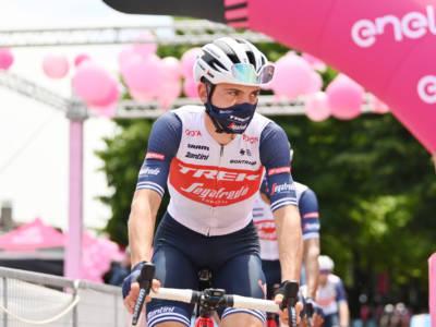 """Vuelta a España 2021, Giulio Ciccone: """"Feeling buono, l'obiettivo sarà riprovarci"""""""