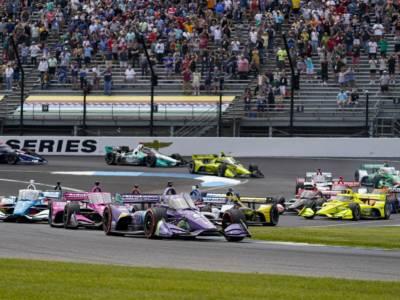IndyCar, ancora in pista per un week-end tutto da vivere