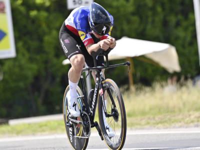 Giro di Polonia 2021: Remi Cavagna trionfa nella cronometro. João Almeida sempre più leader