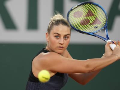 WTA Chicago 2021: nel giorno di Paolini avanti Kostyuk, fuori Zidansek. Si rivede Françoise Abanda