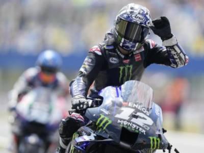 MotoGp, Maverick Viñales in pista a provare l'Aprilia: obiettivo wild-card?
