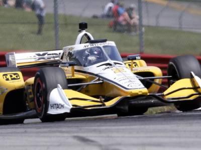 IndyCar, Gateway: Newgarden resiste ad O'Ward e vince in Illinois