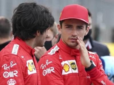 "F1, John Elkann su Leclerc e Sainz: ""Tanta energia al nostro team"""
