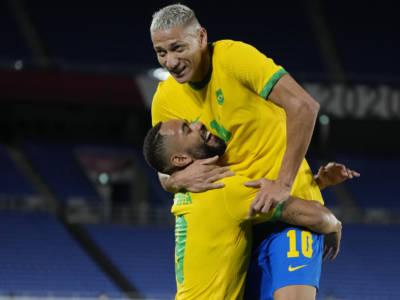 Brasile-Spagna calcio, Finale Olimpiadi: orario, tv, programma, streaming