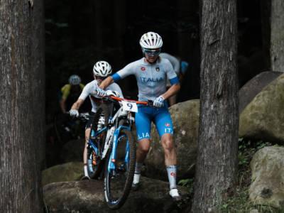 LIVE Mountain bike, Mondiali 2021 donne in DIRETTA: Richards oro in solitaria, dietro Terpstra e Frei. Male Ferrand Prevot, indietro le azzurre
