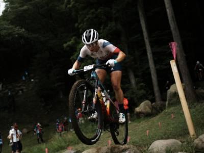 Mountain Bike, Mondiali Val di Sole: trionfa Evie Richards in solitaria. Sul podio Terpstra e Frei. Lontane le azzurre
