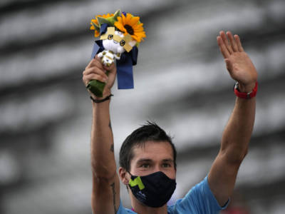"""Classifica Vuelta a España 2021, seconda tappa: Roglic conserva la maglia roja. Ciccone a 27"""". Domani le montagne"""