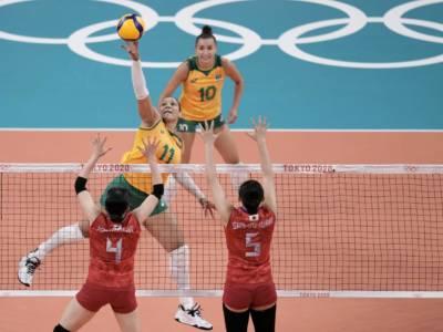 Volley, Tandara Caixeta positiva a un test antidoping. L'opposto del Brasile torna a casa, oggi la semifinale