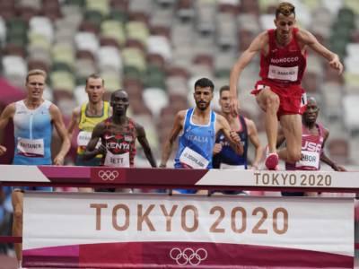 Atletica, Olimpiadi: risultati 2 agosto. El Bakkali trionfa nei 3000 siepi. Oro per Hassan nei 1500 e Allman nel disco