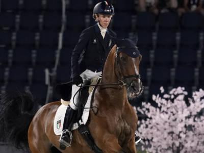 Equitazione, Eventing Nations Cup Arville 2021: Italia quinta dopo il dressage