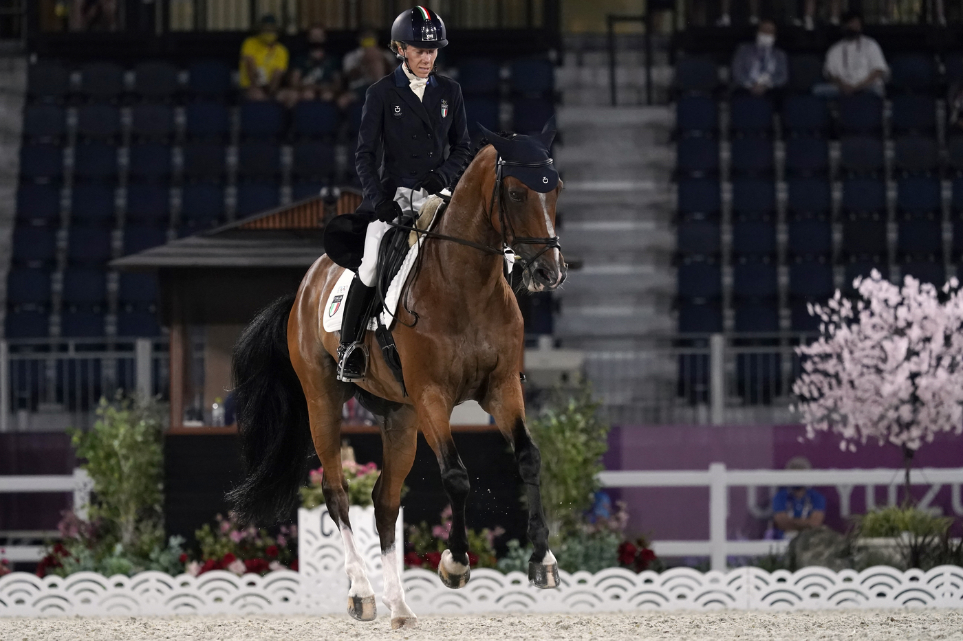 Equitazione, Campionati Italiani completo 2021: Bertoli davanti a Roman e Bordone dopo il dressage