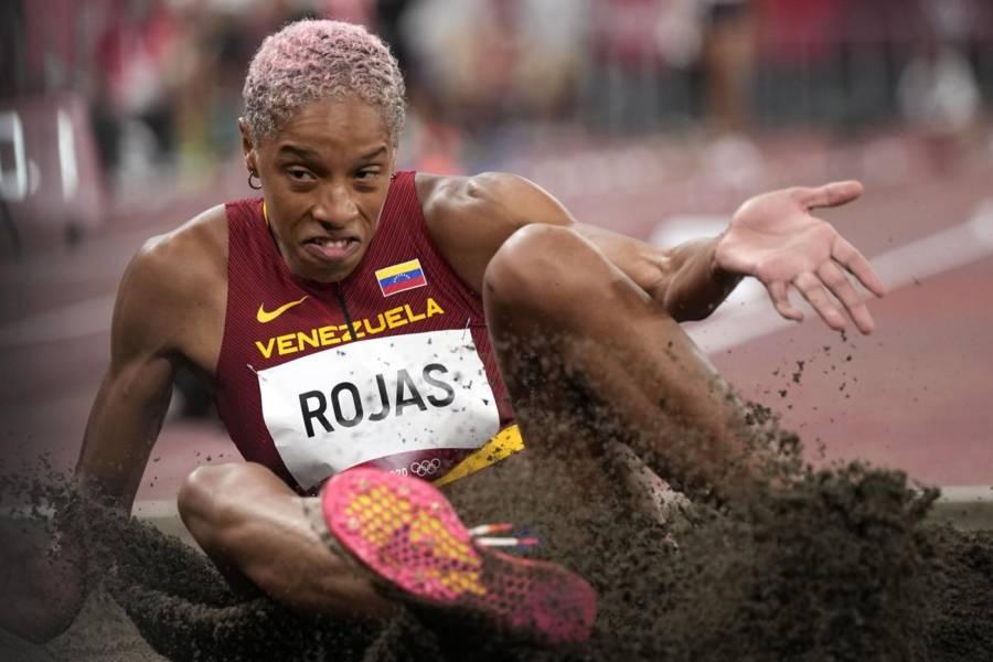 """Atletica, Yulimar Rojas: """"Il record del mondo l'ho cercato, sono senza parole"""""""