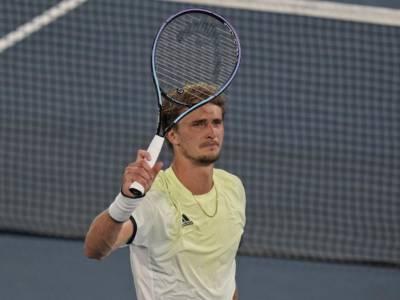 Tennis: l'ATP apre un'indagine su Alexander Zverev, nel mirino le violenze sulla ex fidanzata