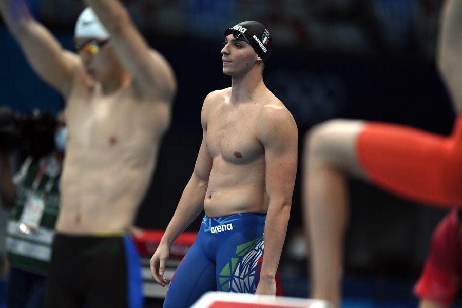 """Nuoto, Alessandro Miressi: """"Questo è un bronzo per il futuro. Gettate le basi per staffette che possono crescere"""""""