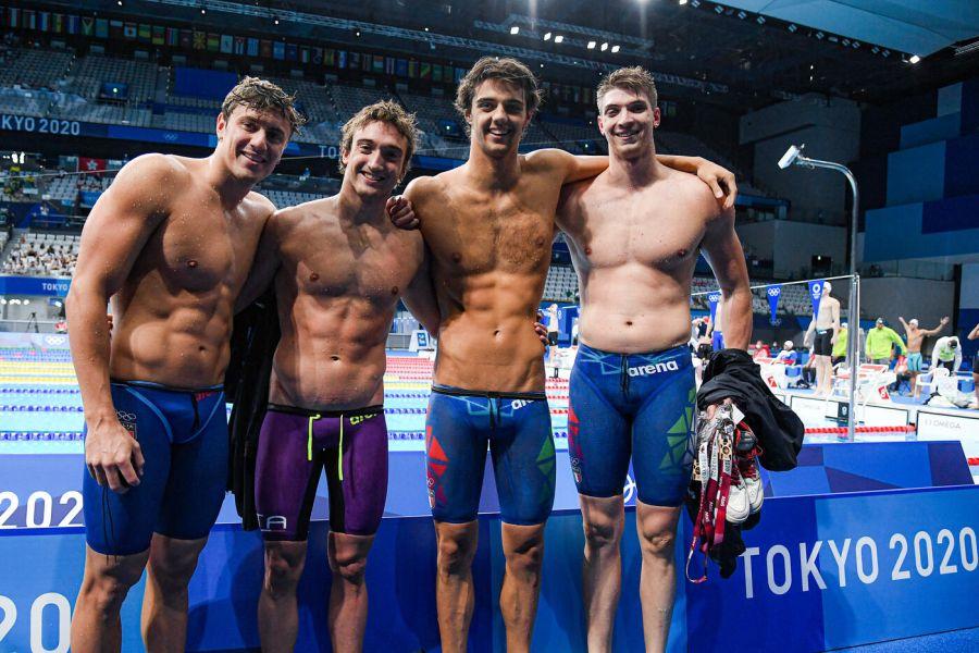 Nuoto, meraviglioso bronzo per l'Italia nella 4×100 mista! Il suggello ad un grande movimento