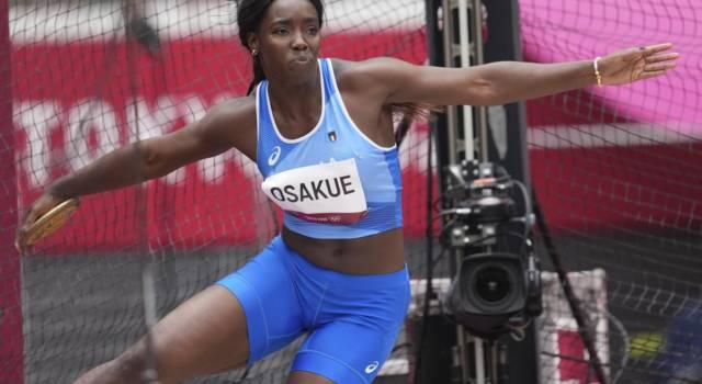Atletica, Olimpiadi Tokyo: Valarie Allman trionfa nel lancio del disco. Daisy Osakue chiude al 12° posto