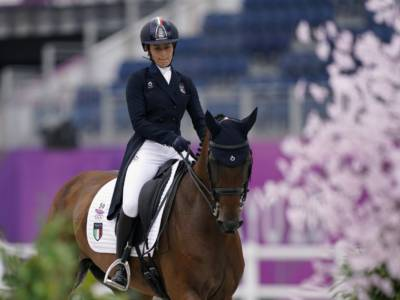 Equitazione, Eventing Nations Cup Le Pin au Haras 2021: Italia quinta dopo il dressage