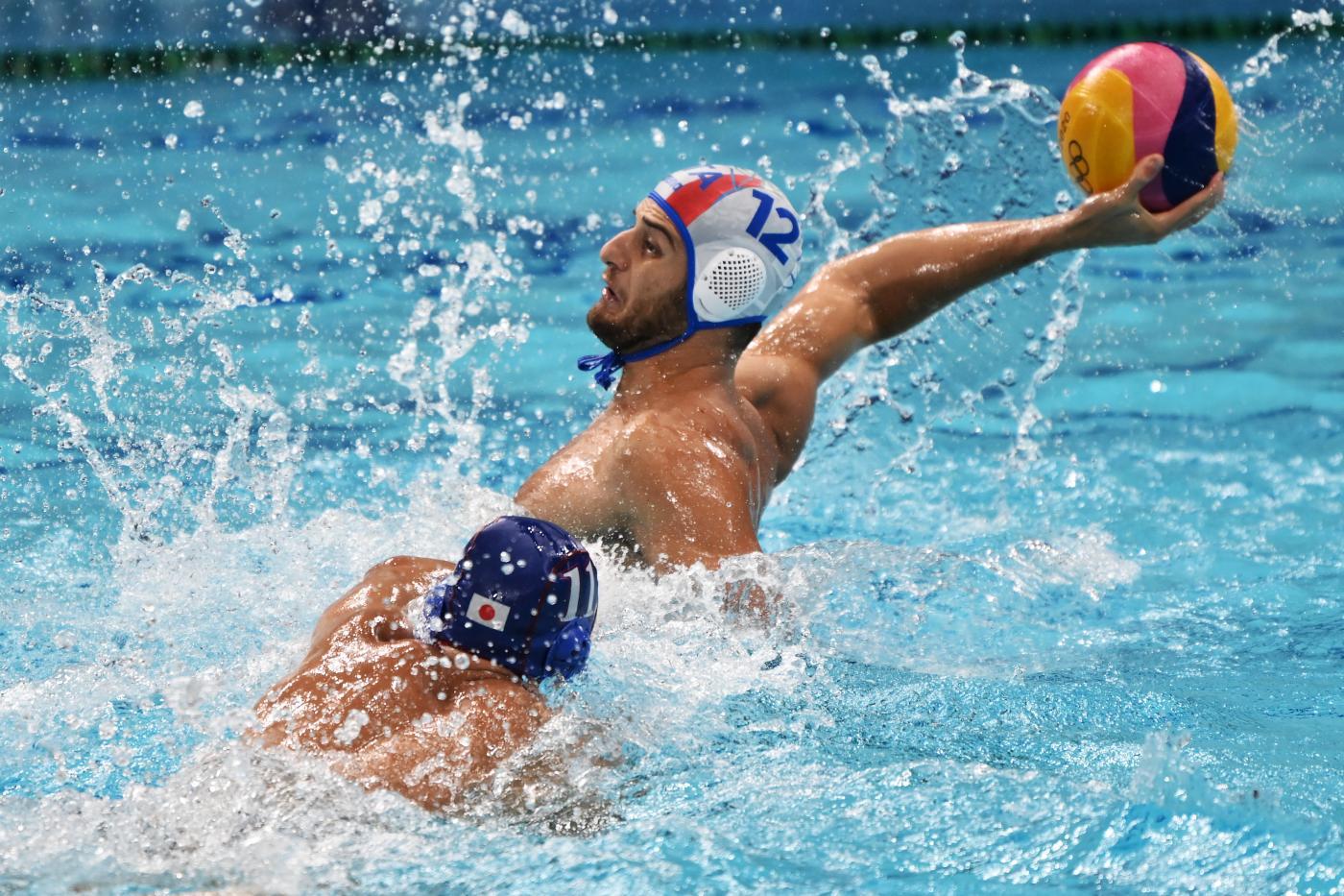 LIVE Italia Ungheria pallanuoto, Olimpiadi in DIRETTA: il Settebello si gioca il primato nel girone