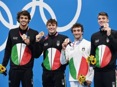 VIDEO 4×100 mista bronzo alle Olimpiadi, finale memorabile dell'Italia nel nuoto