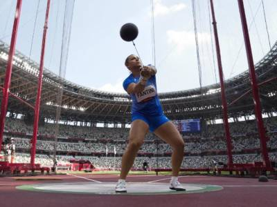 """Atletica, Olimpiadi Tokyo, Sara Fantini: """"Sono felice di essere arrivata fino a qui"""""""