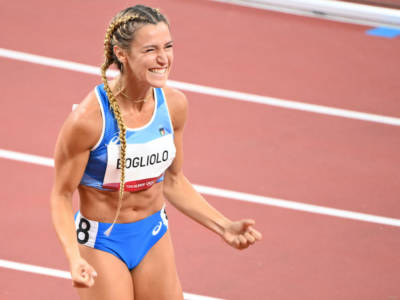 """Atletica, Olimpiadi Tokyo. Luminosa Bogliolo: """"È un gran momento per l'atletica italiana. Ora non penso più al cronometro"""""""