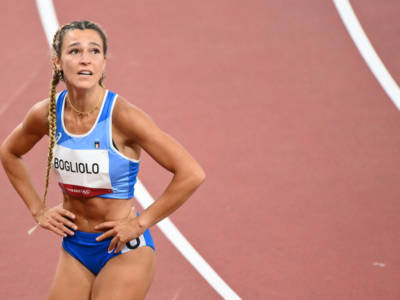 VIDEO Atletica Olimpiadi Tokyo: la seminale con record italiano di Luminosa Bogliolo