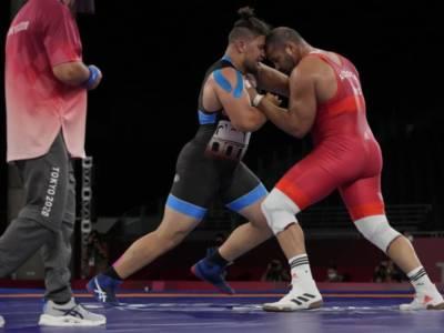 Lotta, Olimpiadi Tokyo: Myles Amine vince un bronzo storico per San Marino nei -86 kg!
