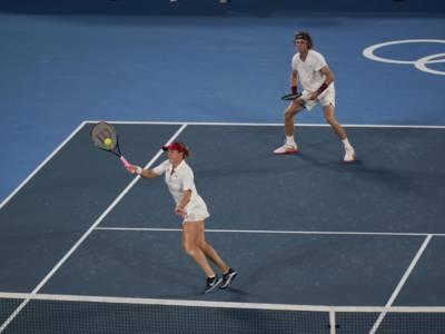 Tennis, Olimpiadi Tokyo: a Pavlyuchenkova e Rublev il titolo del doppio misto su Vesnina e Karatsev