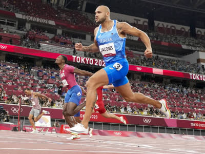 """Atletica, la mental coach di Marcell Jacobs rivela: """"Non voleva gareggiare nella finale olimpica dei 100 metri"""""""