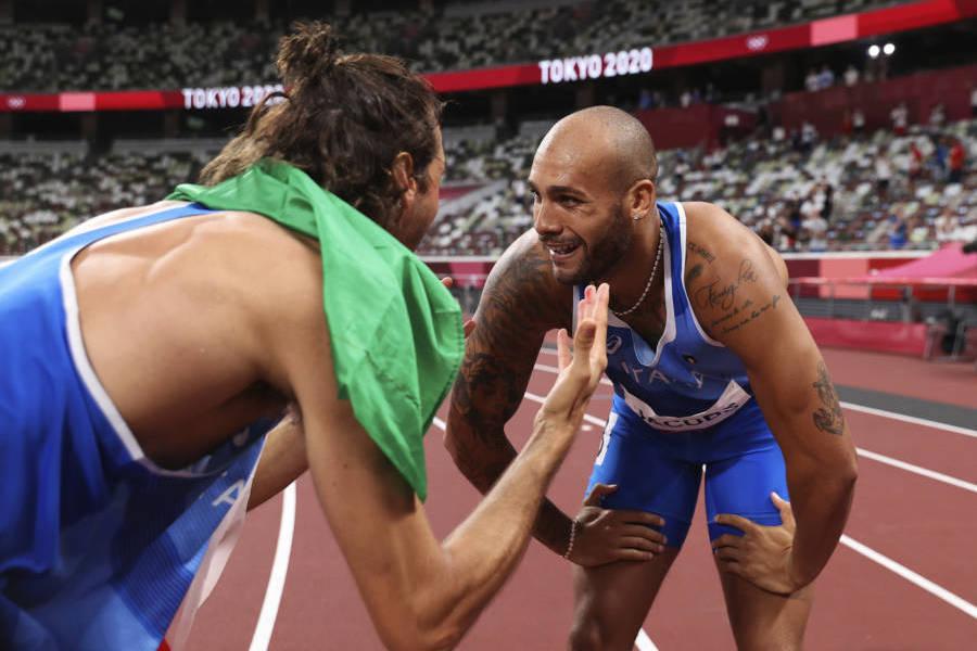 Citius, altius, fortius: l'Italia è la più veloce al mondo e salta più in alto. Incarniamo il motto olimpico