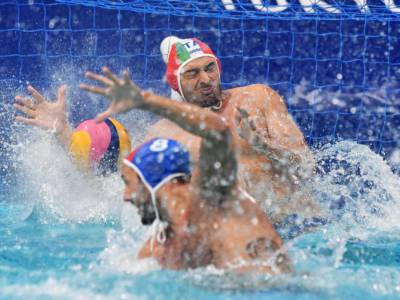 Italia-Serbia oggi pallanuoto, Olimpiadi Tokyo: orario, tv, programma, streaming