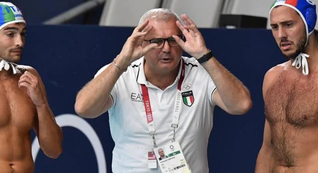"""Pallanuoto, Sandro Campagna: """"Non molliamo nei momenti difficili, possiamo crescere in attacco"""""""