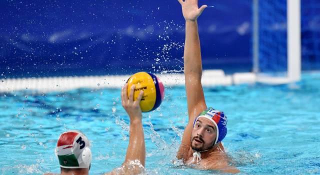 Pallanuoto, Olimpiadi Tokyo: Ungheria-Spagna 9-5. Magiari di bronzo