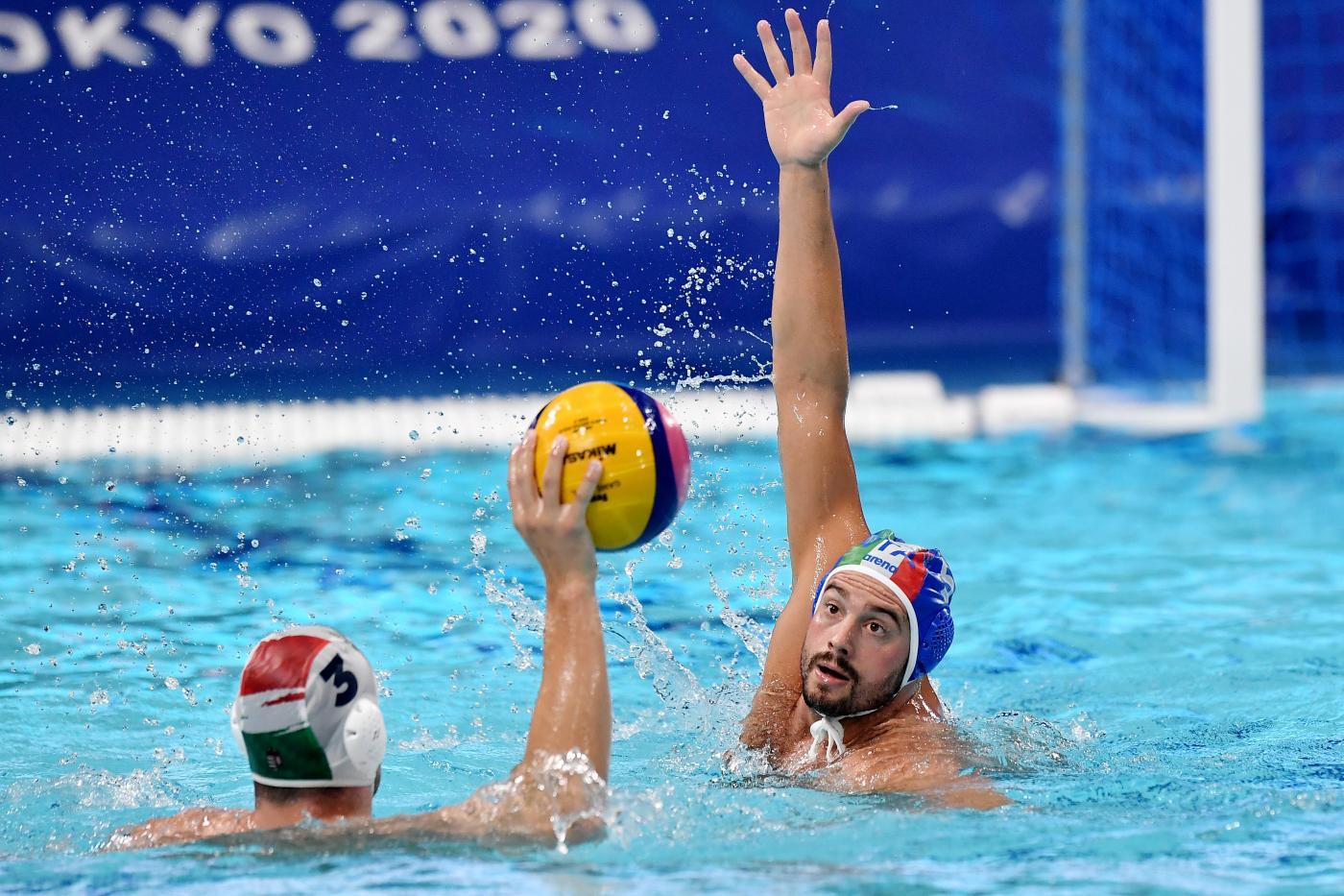 VIDEO Italia Ungheria 5 5 pallanuoto, Olimpiadi Tokyo: highlights e sintesi