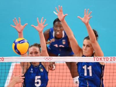 Volley femminile, tabellone Olimpiadi Tokyo: orari, programma, date, tv, accoppiamenti dai quarti alla finale. C'è Italia-Serbia!
