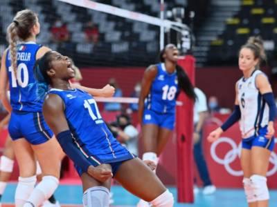 """Volley, Olimpiadi Tokyo, Sylla: """"Bicchiere mezzo pieno"""", Bosetti: """"Abbiamo sprecato tante occasioni"""""""