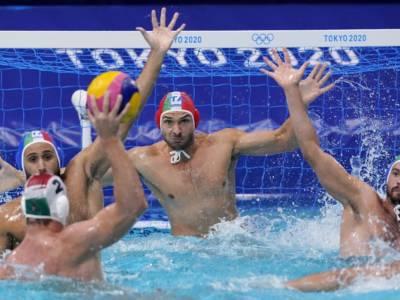 Pallanuoto, Olimpiadi Tokyo: Italia-Ungheria 5-5. Settebello primo o secondo nel Girone A