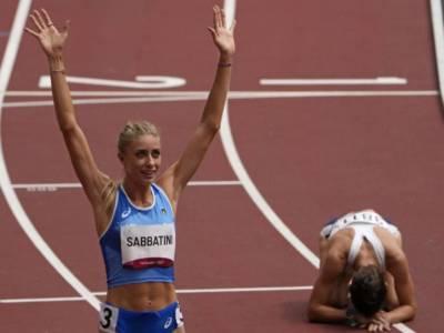 Atletica, Olimpiadi Tokyo: Gaia Sabbatini in semifinale nei 1500 metri, eliminata Federica Del Buono