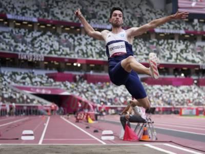 Atletica, Miltiadis Tentoglou beffa i cubani ed è campione olimpico nel salto in lungo. 8° Randazzo