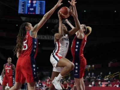 Basket femminile, Olimpiadi Tokyo: supersfide USA-Australia e Spagna-Francia nei quarti di finale