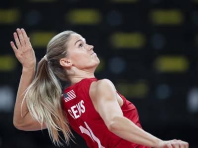 Volley femminile, Olimpiadi Tokyo: gli USA si sbarazzano della Dominicana, in semifinale contro Italia o Serbia
