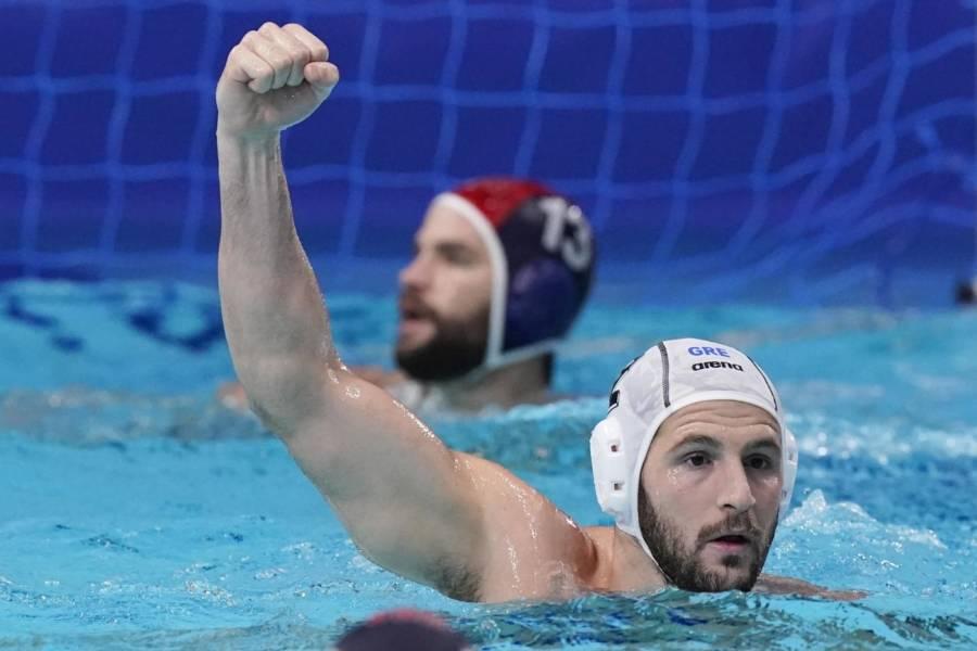 Pallanuoto, continua il grande torneo della Grecia. Gli ellenici schiantano il Montenegro e passano in semifinale