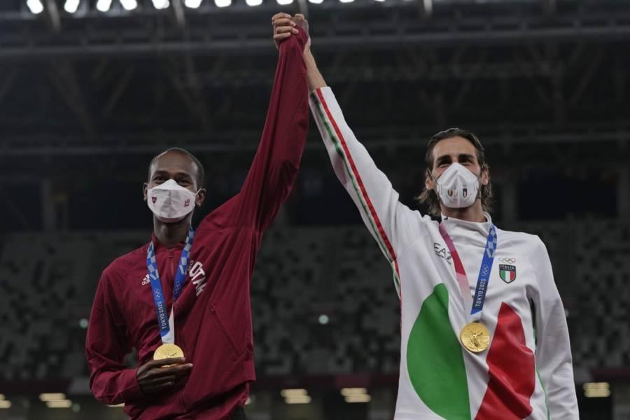Atletica, Olimpiadi Tokyo. Gianmarco Tamberi, un oro anche grazie a Mutaz Essa Barshim: il qatariota lo aiutò nel momento peggiore