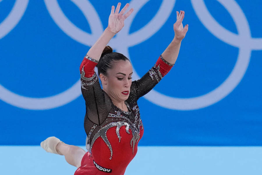 Vanessa Ferrari conquista una medaglia olimpica dopo 93 anni! L'unico precedente dell'Italia di ginnastica…