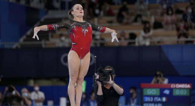 """Vanessa Ferrari continua e punta alle Olimpiadi 2024! """"Parigi sia, ma solo se i tendini staranno bene"""""""