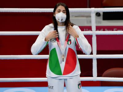 """Boxe femminile, Irma Testa: """"La medaglia alle Olimpiadi dimostra che non ci sono sport solo maschili"""""""
