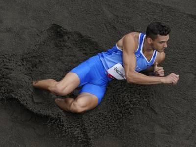 """Atletica, Olimpiadi Tokyo, Andrea Dallavalle: """"Saltare alle nove del mattino non il massimo, contento del mio primo salto"""""""