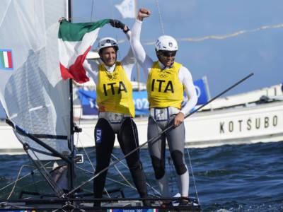 VIDEO Tita-Banti campioni olimpici di vela: highlights e sintesi Medal Race
