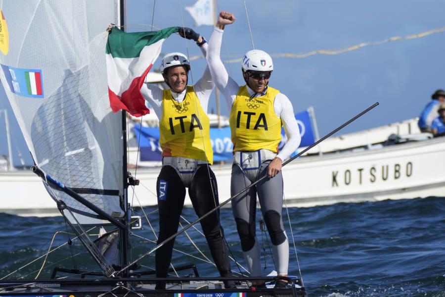 Vela, Ruggero Tita: l'oro olimpico e un futuro radioso con Luna Rossa! Riparte la missione America's Cup