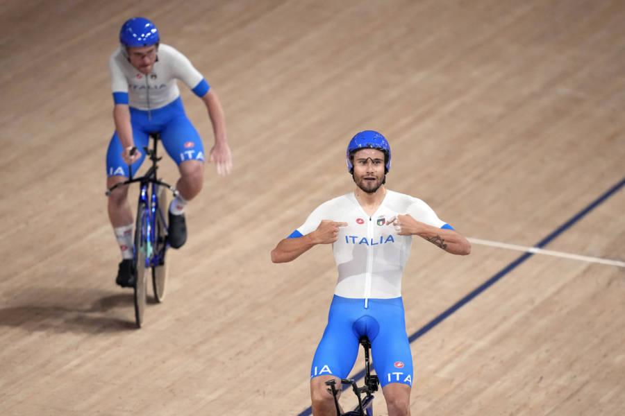Ciclismo su pista, oggi Filippo Ganna nell'inseguimento: orario, tv, programma, streaming